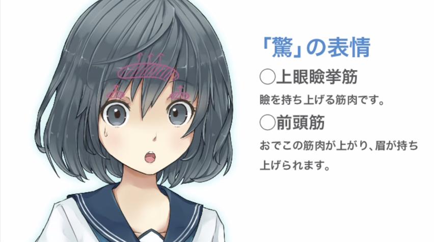 017驚きの表情