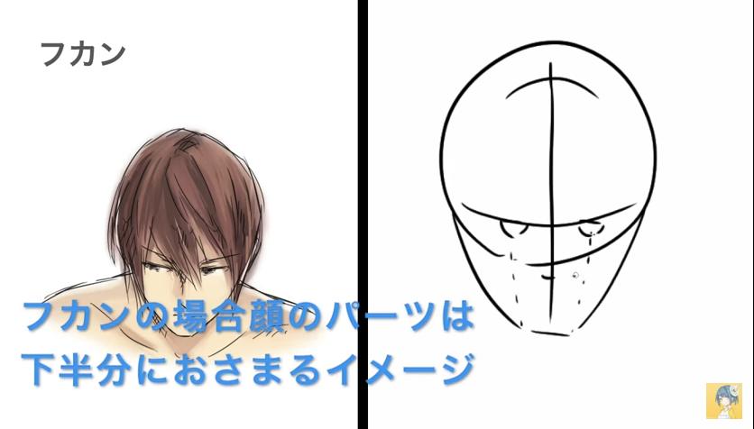 顔の描き方講座_by_shori_|マンガ・イラストの描き方講座:お絵描きのPalmie(パルミー)_-_YouTube 10