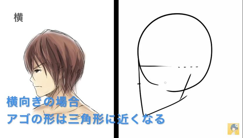 顔の描き方講座_by_shori_|マンガ・イラストの描き方講座:お絵描きのPalmie(パルミー)_-_YouTube 6